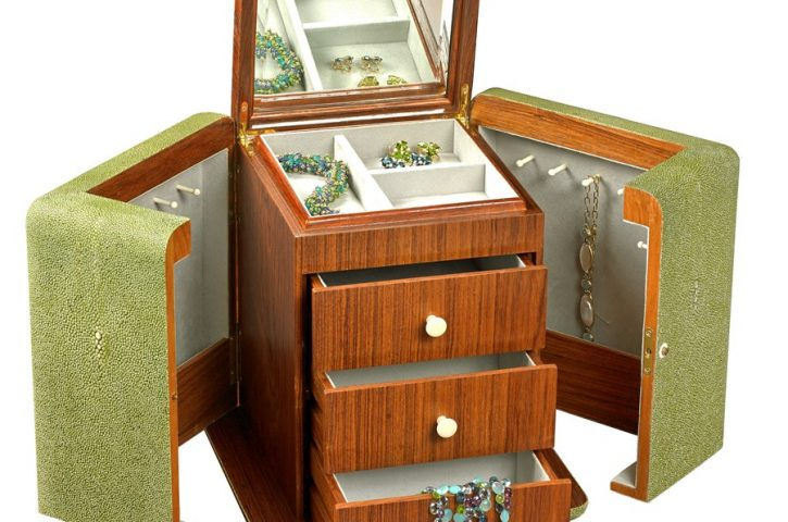 Gems Boxes – Selecting the Perfect Jewelry Box For Your Collection