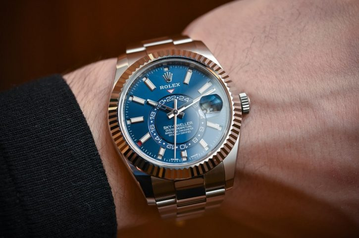 Enjoy a Reliable Rolex Buying Experience with The Hour Glass